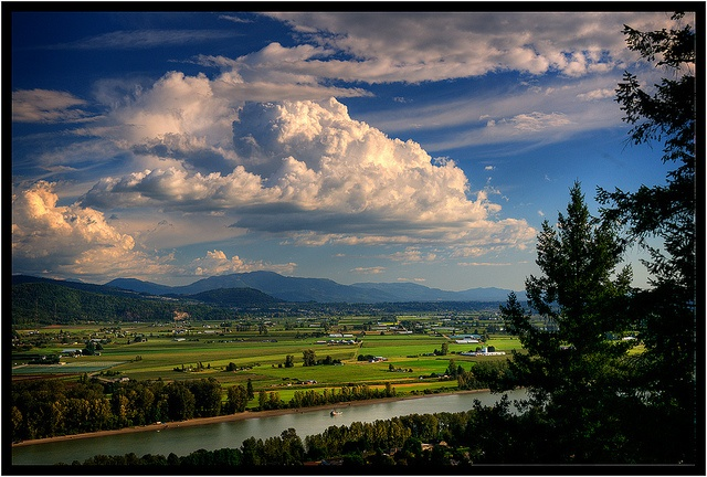 Fraser River and Valley